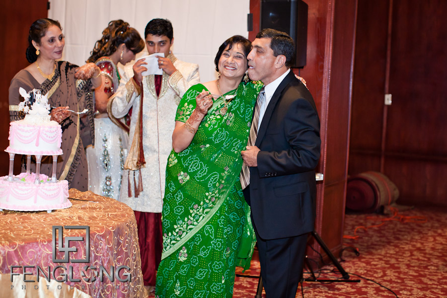 Groom's Parents | Shamz & Sana's Wedding Day 3 | Zyka Indian Banquet Hall Decatur | Atlanta Indian Photographer