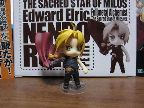 Nendoroid Petit Edward Elric