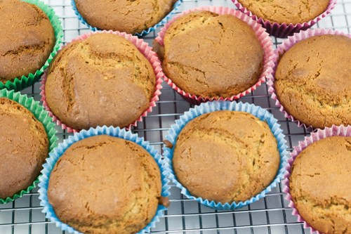 Peanut Butter Cupcakes Take 2