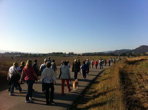 12a caminada del Dia Mundial del Cor 2011