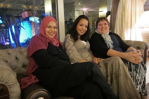 TechWomen in Marrakech Morocco
