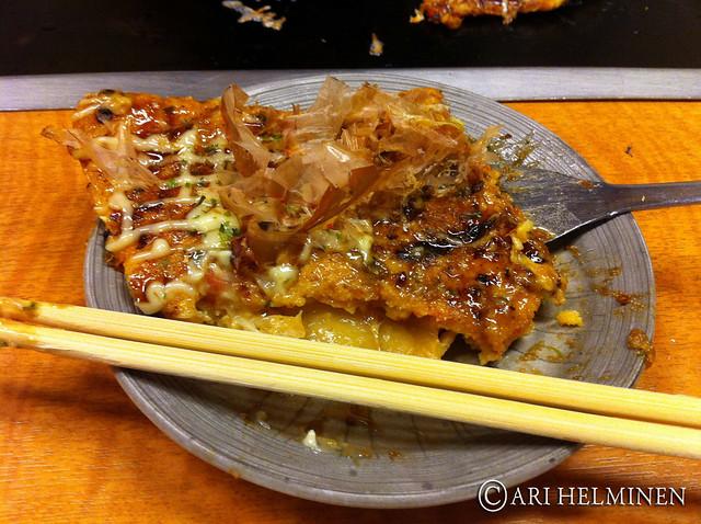 Monja & Okonomiyaki, もんじゃ & お好み焼き