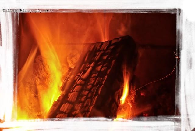 #294/365 Fireplace