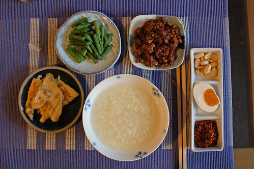 Teochew Porridge for One