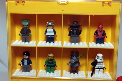 LEGO Minifigure Display Case - 12