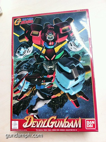 144 Devil Gundam