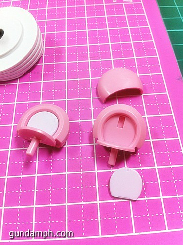 144 HG GB Pink Bearguy Gundam Expo Limited Edition (23)