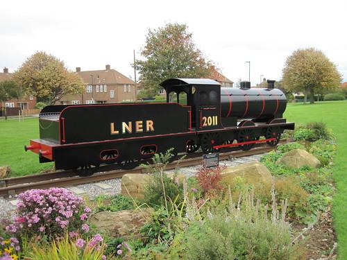 Saltburn 150 Model J27 Train