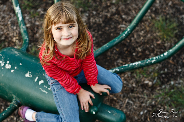 The little one at the center of the spider climber.