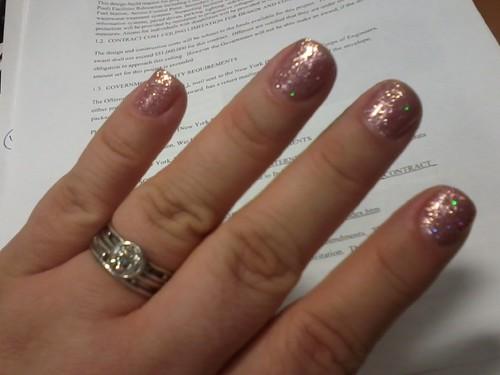 UV manicure