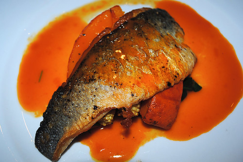 Pan Seared Ballycotton Sea Bass