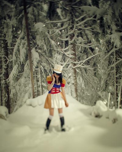 Winter's Marionette by LukeOlsen