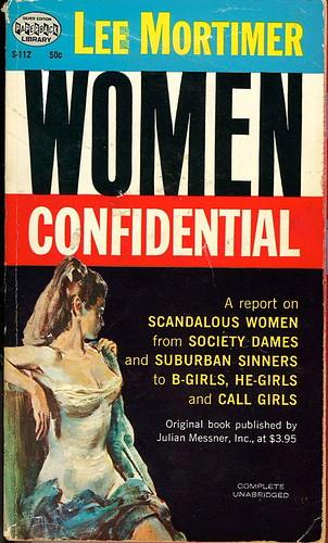 Women Confidential cover