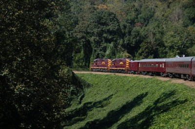 Great Smoky Mountains Railroad-28