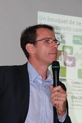 Sébastien Gé, Ville de Bordeaux