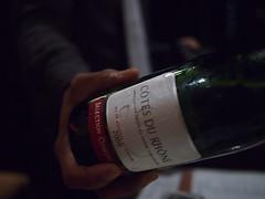 Osmose Vins Cotes du Rhone Blanc AOC 2009