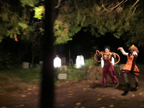 Halloween Ghost Train