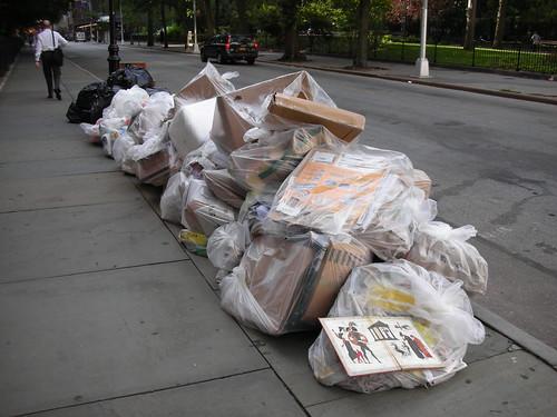 Trash is Waiting