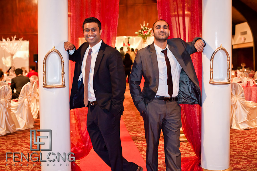 Wedding Guests | Shamz & Sana's Wedding Day 3 | Zyka Indian Banquet Hall Decatur | Atlanta Indian Photographer
