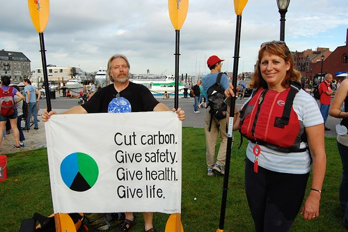 Cut Carbon, Give Safety, Give Health, Give Life