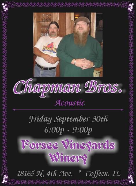 Chap Bros 9-30-11 6pm
