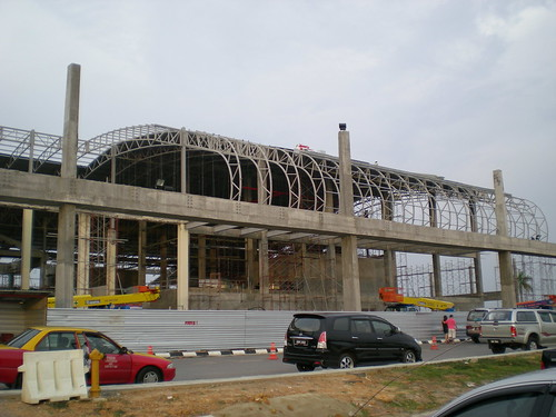 Sibu airport reconstruction 2