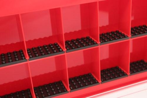 LEGO Minifigure Display Case - 9