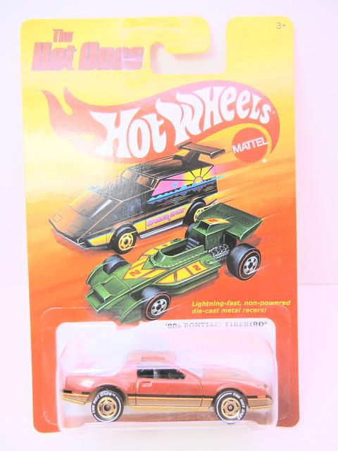 hot wheels hot ones 80's pontiac firebird chase white walls (1)