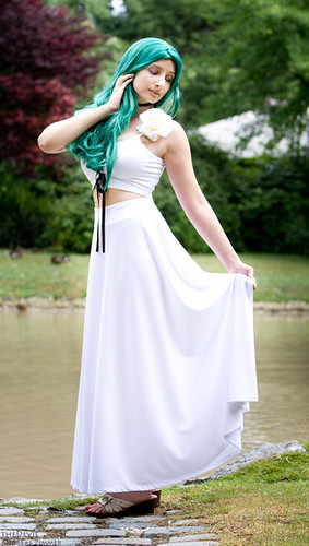 Michiru - Sailor Moon Cosplay