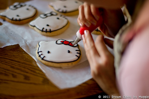 Hello Kitty Cookie