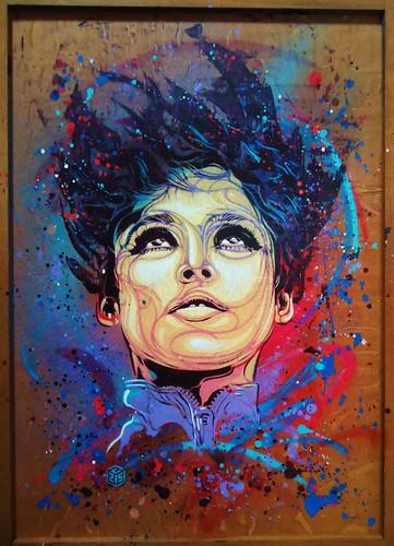C215 - Portrait of Edie Sedgwick