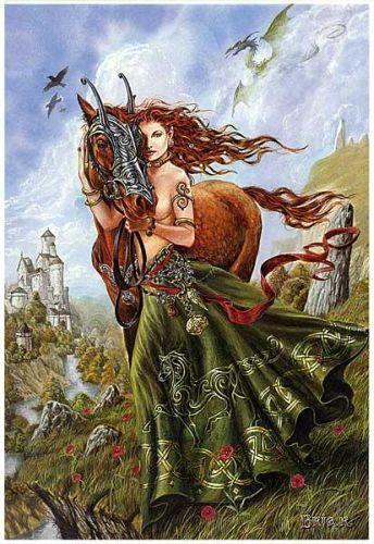 Epona-CelticGoddess