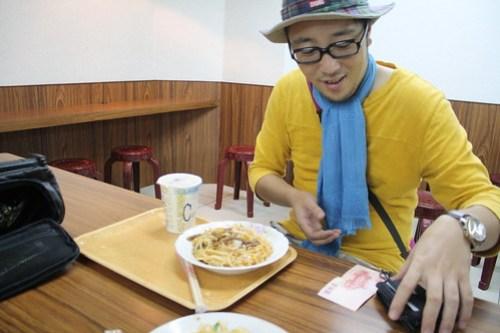 [台湾2.5] ローカルな店は会話が成立しません。