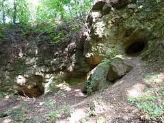 Jaskinie w Płóczkach Dolnych by Polek