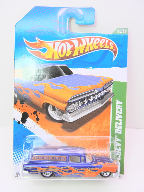 hot wheels '59 chevy delivery treasure hunt (1)