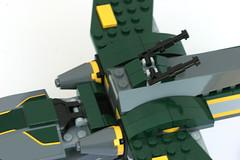7930 Bounty Hunter Assault Gunship Review - 7