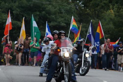 NC Pride Parade, Durham NC, 09/24/11