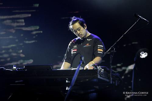 Joe Hahn of Linkin Park