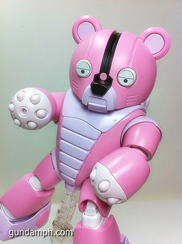 144 HG GB Pink Bearguy Gundam Expo Limited Edition (49)
