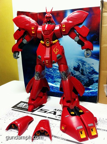 MSIA DX Sazabi 12 inch model (11)