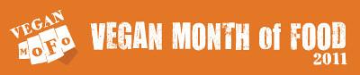vegan mofo 2011 banner sideways