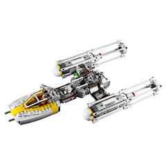 9495 Gold Leader's Y-wing Starfighter - 1