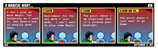 A Magical Night...
