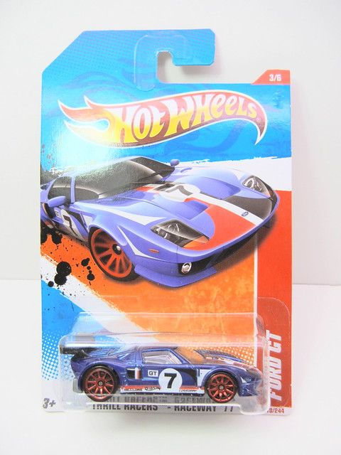 hot wheels ford gt blue (1)