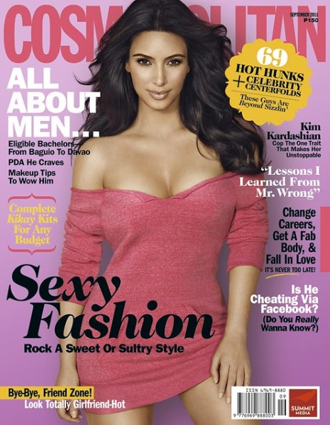Cosmo Sept 2011 cover