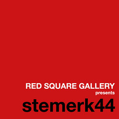 RED SQUARE GALLERY presents Steffen Merkle a.k.a. stemerk44