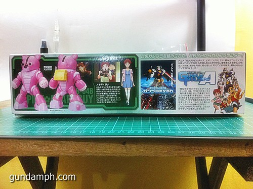 144 HG GB Pink Bearguy Gundam Expo Limited Edition (3)