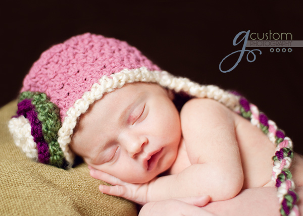Newborn baby girl | g Custom Photography