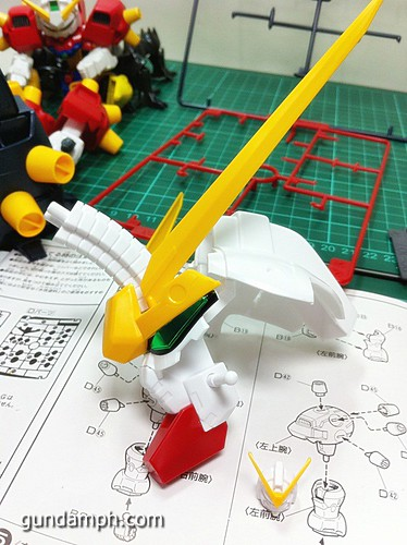 1 144 Devil Gundam Review OOB Build (20)