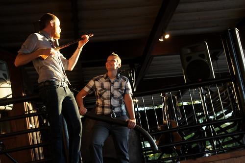 Humble Tripe, Parker & Otis, Durham NC, 09/23/11